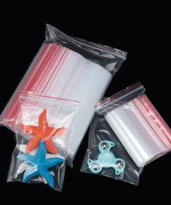 PE Grip seal ziplock bags